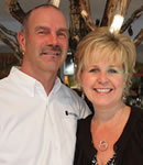 Chris & Christine of Harrisons Diamonds and Designs in Ephrata, Washington