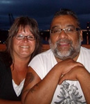 Ric & Sherrie Gonzalez in Moses Lake, Washington